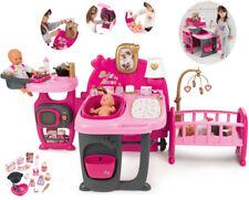 Smoby Großes Baby Nurse Puppen-Spielcenter (Pink)