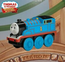 THOMAS /& FRIENDS WOODEN RAILWAY ~ BATTERY OPERATED GORDON ~ ABSOLUTELY MINT!