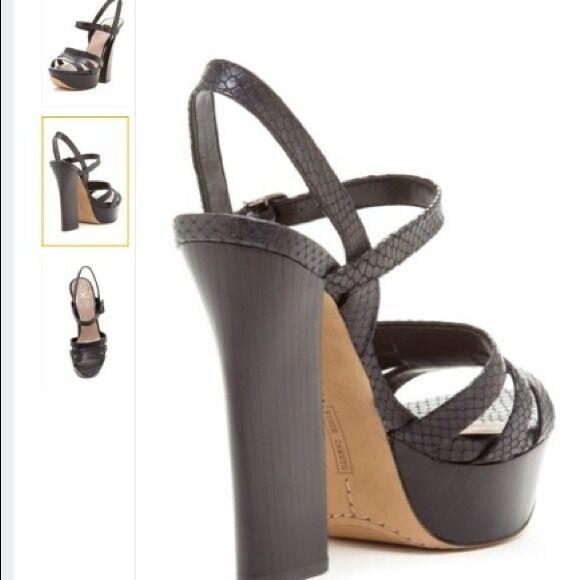 Vince UK7 Camuto Miner Heel Sandale UK7 Vince EU40  JS09 66 217d84