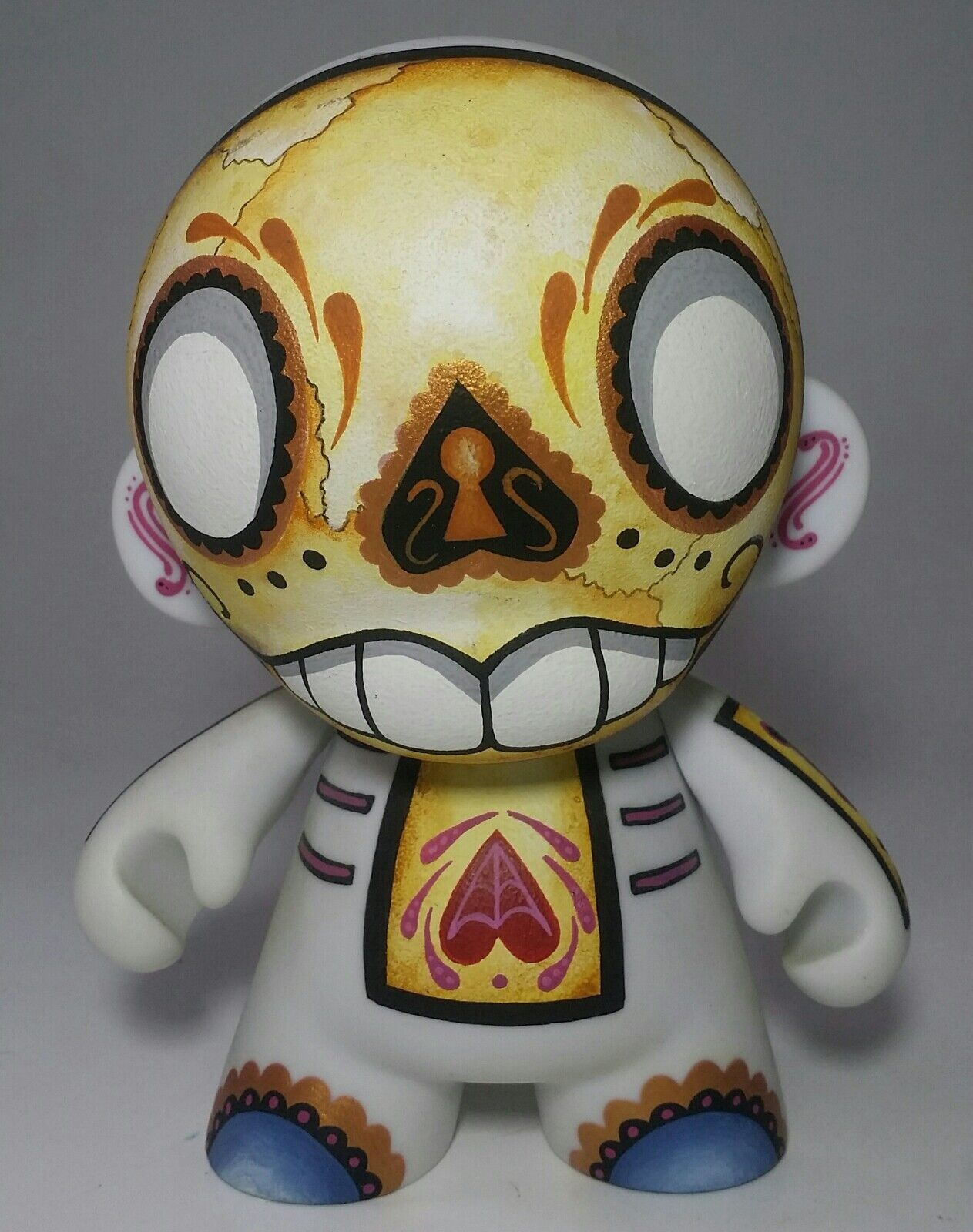 RSIN Art  Death  7  Munny Kidrobot