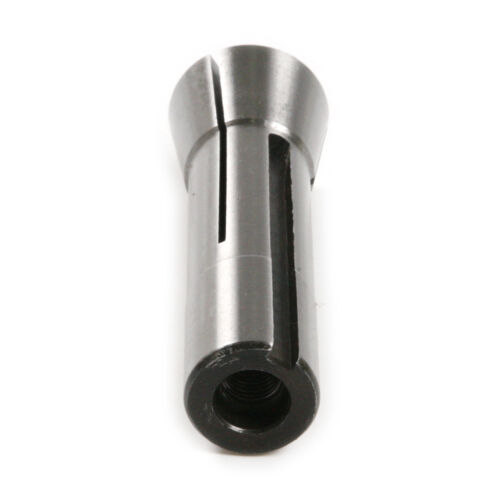 60° Precision 10mm R8 Metric Round Collet  Hardened Steel 7//16-20 HRC 55°