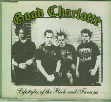 GOOD CHARLOTTE - lifestyles of the rich and famous  (MaxiCD)