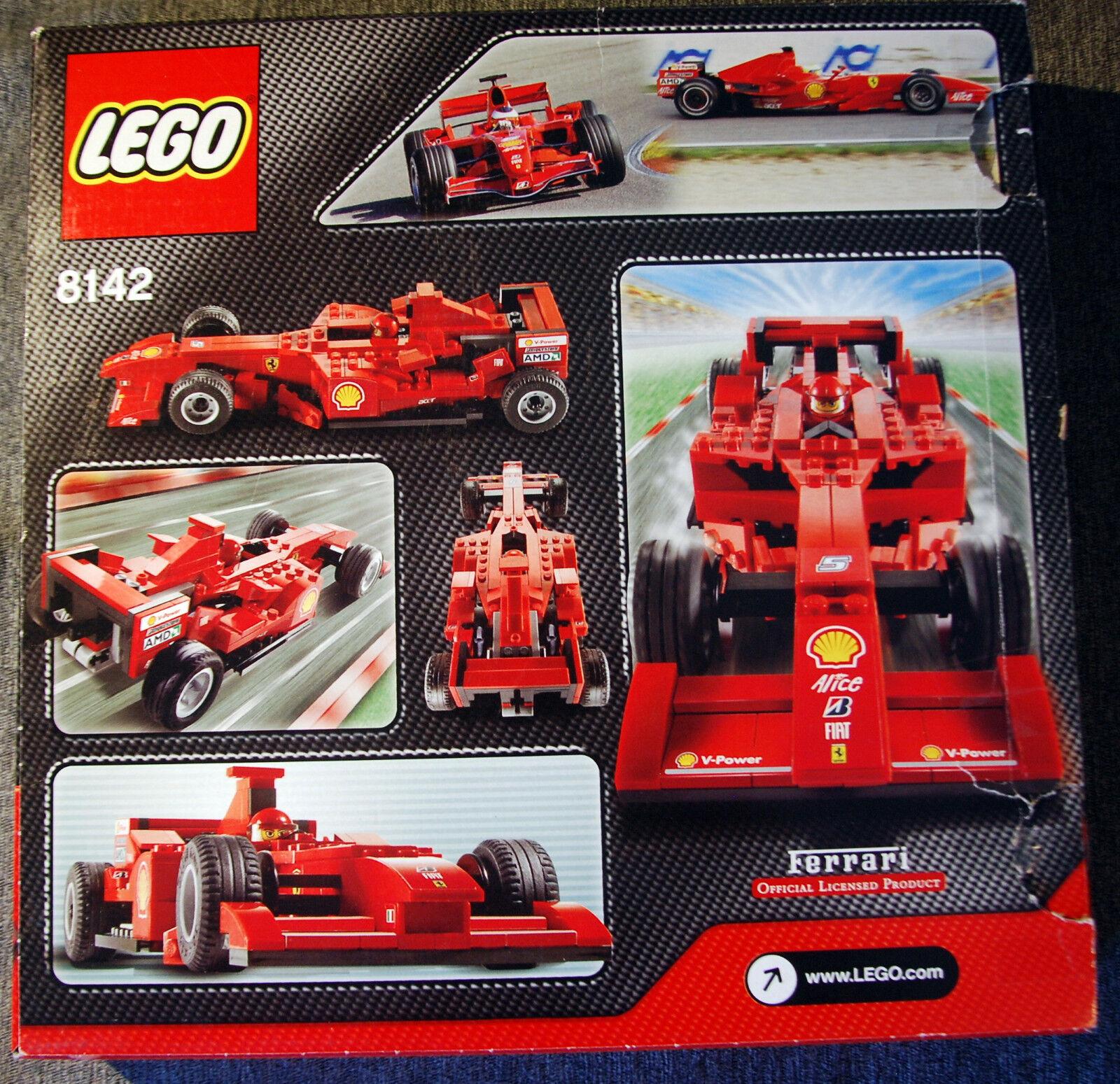 Lego Racers 8142 - Ferrari F1
