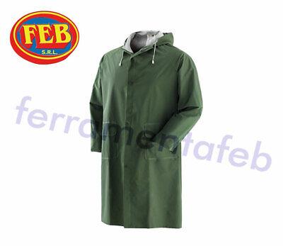 Pantalone pescatore GB Pluvio impermeabile verde 462102 nuovo 1859 5-2-A-2
