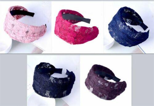 Breiter Haarreif Spitze innen liegende Zähne für feines Haar 3 Farben zur Wahl