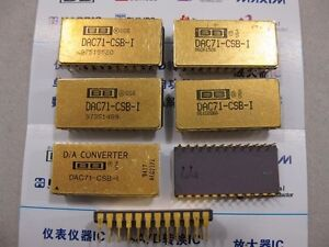 PCM54HP Burr-Brown 16-Bit Monolithic Digital to Analog A//D Converter