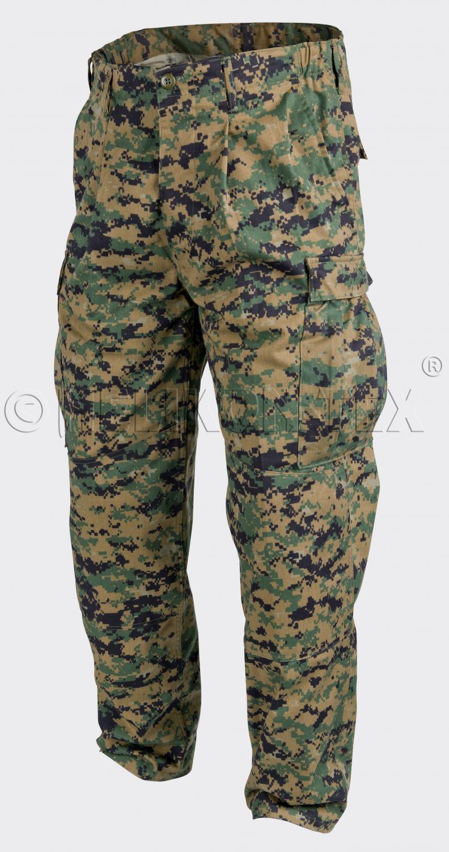 Noi Marine Corps Usmc Digitale Esercito Marpat Woodland Woodland Woodland Pantaloni Campo XLR 019347