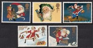 GB-1997-Commemorative-Stamps-Christmas-Unmounted-Mint-Set-UK-Seller