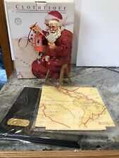 Possible Dreams Clothtique 2018 Rudolph Santa /& Misfit Toys #6000691 NIB
