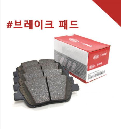 KIA 58101C5A00 Genuine PAD KIT-FRONT DISC BRAKE for Hyundai