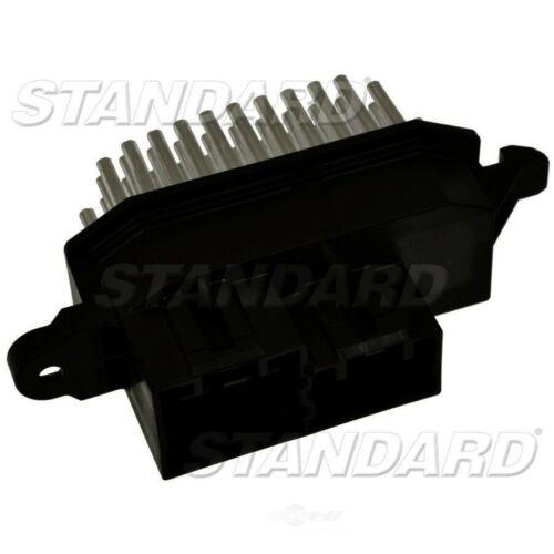 HVAC Blower Motor Resistor Rear Standard RU922