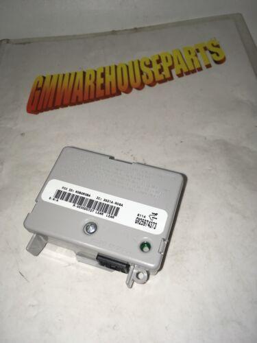 2008-2012 MALIBU 2008-2011 HHR KEYLESS ENTRY REMOTE RECEIVER NEW GM # 25974373