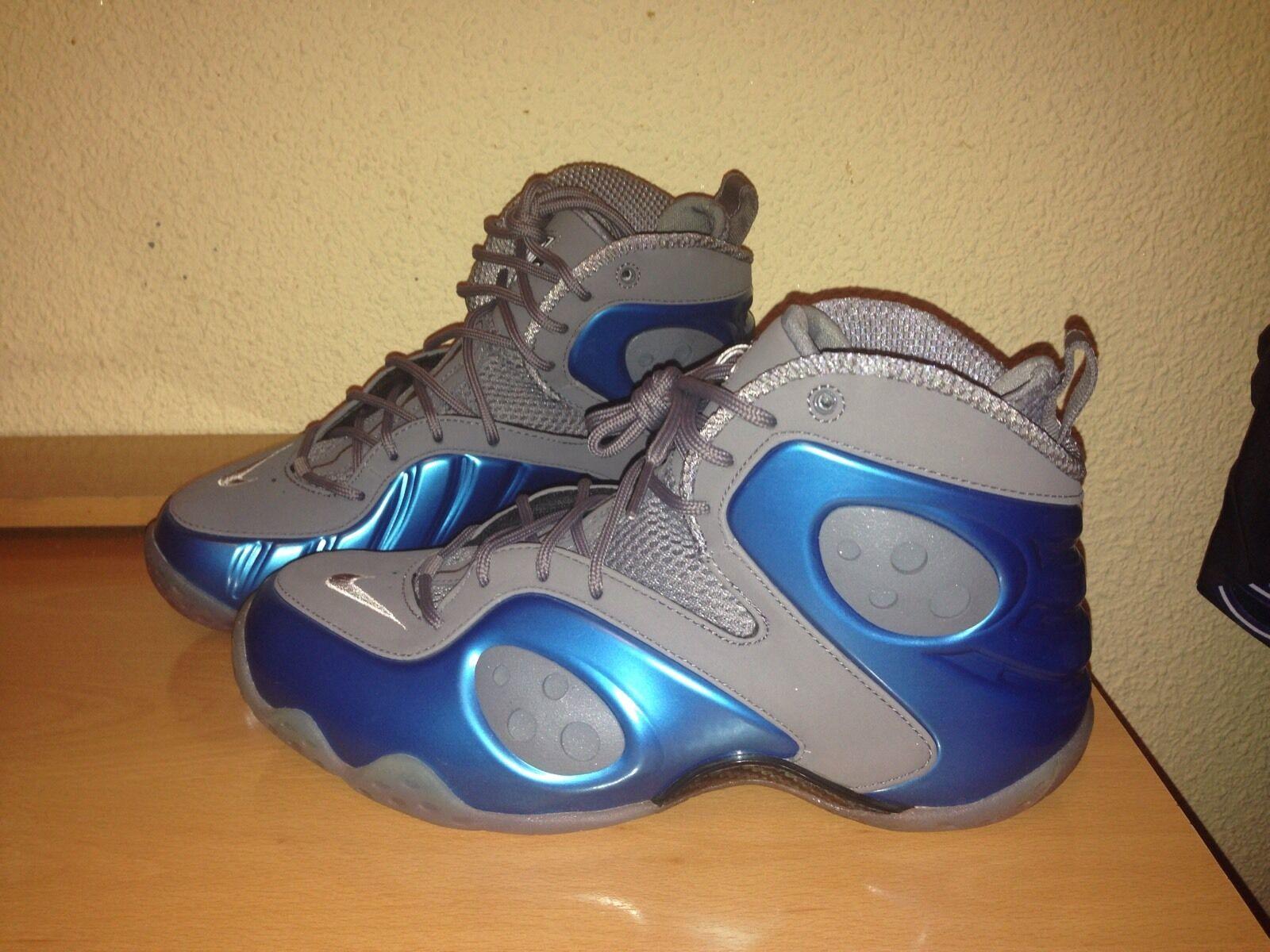 Nike Zoom Zoom Zoom Rookie...penny Hardaway....42,5...9... Nueva 0b2fcc