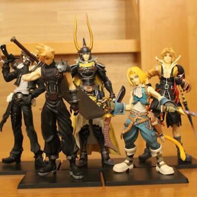Dissidia Final Fantasy 10 FF10 FFX Figurine Figure Trading Arts Vol 1 Tidus