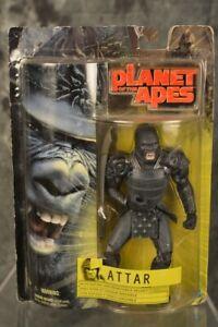 2001-Hasbro-Planet-of-The-Apes-ATTAR-FIGURE-NIB-W-FAST-FREE-SHIPPING