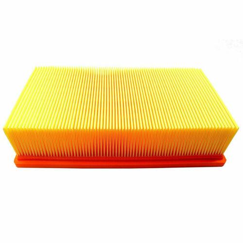 Dry Flat Pleated Filter fits Karcher KM NT ProNT RADIUS SB Xpert Series Vacuums