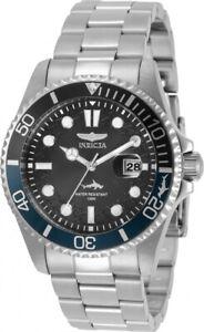 INVICTA Pro Diver Quartz Black Dial Batman Bezel Men's Watch 30956