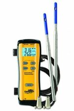 Fieldpiece Sdp2 Dual In Duct Psychrometer Wireless To The Hg3 And Sman4