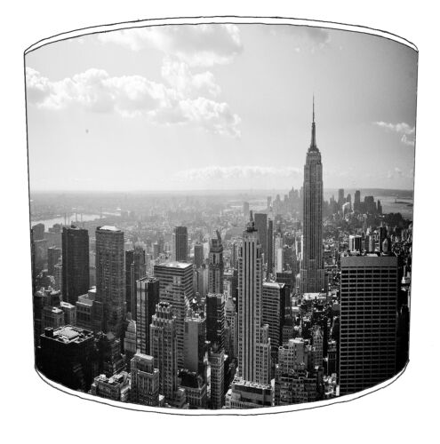 New York City Lampshades Ideal To Match The Big Apple New York Wallpaper Borders