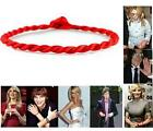 LOT OF 100 Kabbalah Red Luck String Cord  Bracelets Evil Eye SPECIAL HANDMADE XT