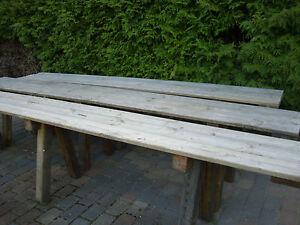 Das Bild Wird Geladen Party Tische Holz  Handarbeit Rustikal Fuer Imbiss Party