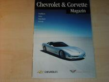 44230) Chevrolet Corvette + Tahoe + TransSport Magazin 2003