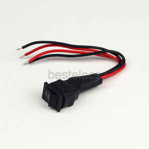 DC Polarity Third-gear Switch for PWM Motor Inverted Forward Reverse Switch