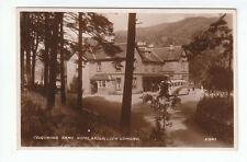 Colquhoun Arms Hotel Ardlui Loch Lomond Dunbartonshire 1938 Real Photograph