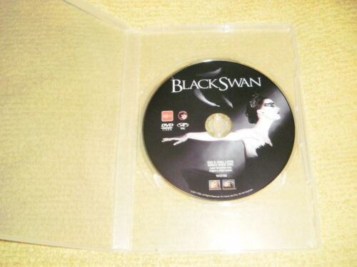 1 of 1 - BLACK SWAN drama 2010 DVD as NEW Natalie Portman mila kunis  R4