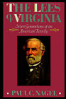 The Lees of Virginia: Seven Generations of an American Family` by Paul C. Nagel (Paperback, 1992)