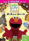 Elmo S World All About Animals 0851747004505 DVD Region 1 P H