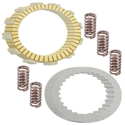 CLUTCH FRICTION PLATES and SPRINGS KIT Fits HONDA CB650SC Nighthawk 650 1983-85