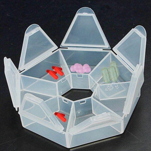 Origami Pill Box / Organizer Tutorial - DIY - Paper Kawaii - YouTube | 640x640