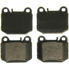 Disc Brake Pad Set-QuickStop Disc Brake Pad Rear Wagner ZX874