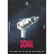 Twice - Signal Monograph 150p Photobook 1 DVD 9 Photocard Tracking No.