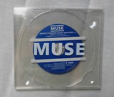 Muse Muscle Museum remix  3 track Promo CD