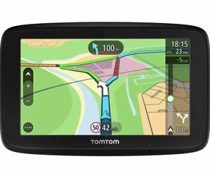 Tomtom-Via-53-Navigation-Device-48-Countries-Brand-New-Sealed