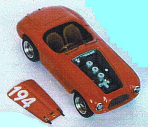 FERRARI 195 S Bologne' 50 50 50   Bracco- rare resin & W-metal 1 43 MG Model KIT 68 d36af8