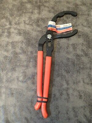 Cal-Van Tools 291 Truck//Tractor Oil Filter Plier