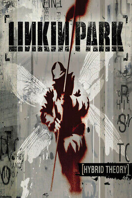 T2480 20x30 24x36 Poster Chester Bennington Linkin Park Rock Music Art Print