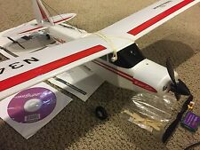 Hobbyzone Mini Super Cub  Proven Beginner plane