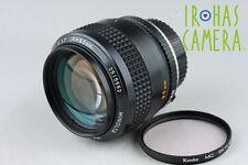 Minolta MC Rokkor 85mm F/1.7 Lens #10348C1