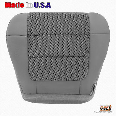 2004 2005 2006 Fits Ford F150 XLT Driver Side Bottom Replacement Cloth Seat Cover Tan
