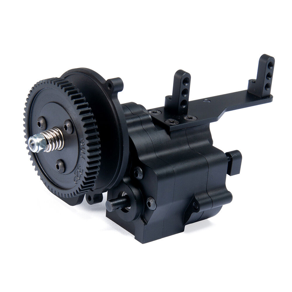 AX2 2 Speed Transmission Gearbox for 1 10 RC Cars AXIAL Wraith 90018 90053 90048