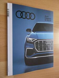 Audi Magazin 2/2017; Audi Q8; Audi RS 5 Coupé; Audi Q7 u. Car-X-Technologie - <span itemprop='availableAtOrFrom'>Sachsen, Deutschland</span> - Audi Magazin 2/2017; Audi Q8; Audi RS 5 Coupé; Audi Q7 u. Car-X-Technologie - Sachsen, Deutschland