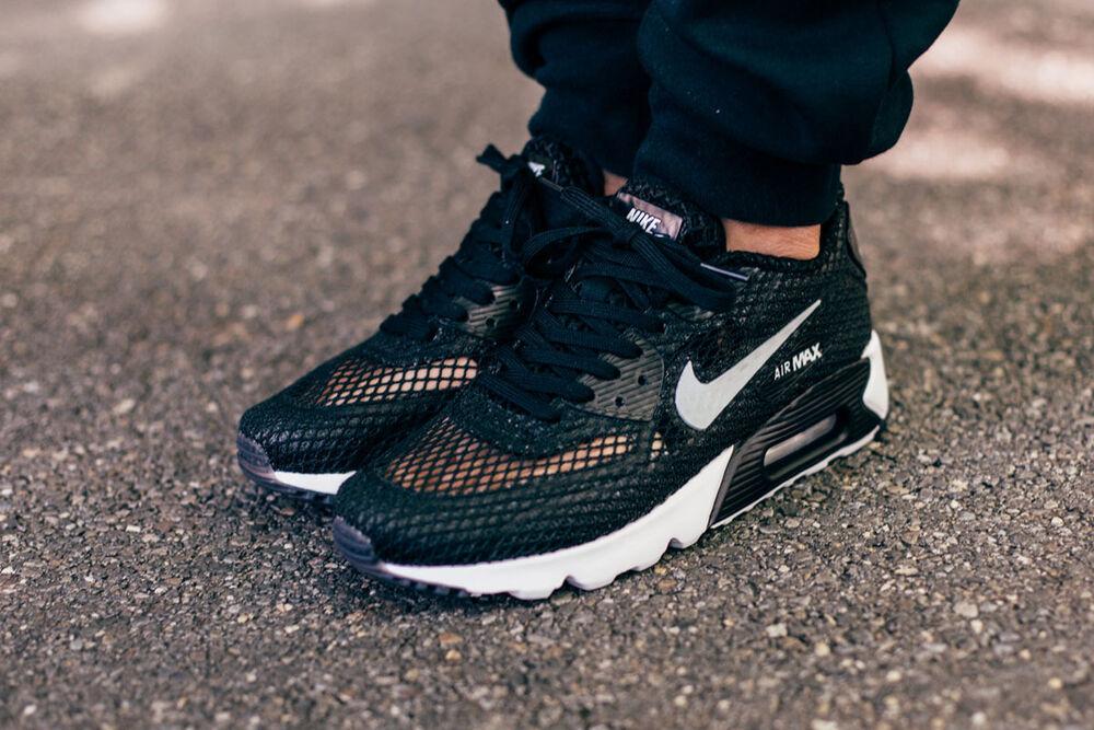 Nike Air Max 90 Ultra BR plus QS Noir Taille 8-