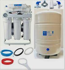 Ro Reverse Osmosis Water Filtration System Tfc 2012 150 Gpd 10 Gallon Tank Bp