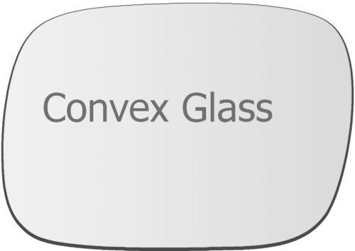 Mirror Glass Convex Jeep Cherokee XJ 1997-2001 Left Passenger Side