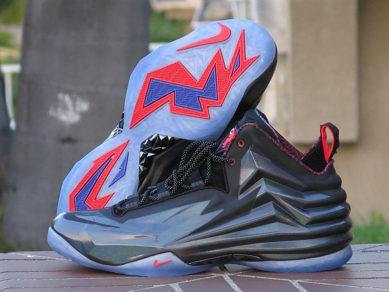 2014 NIKE Chuck Foam Posite Men's Basketball Shoes 684758-501 SZ 10