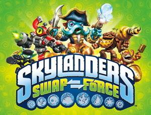 Skylanders-Swap-Force-Spielfiguren-Skylander-Figures-Swap-Master-zur-Auswahl